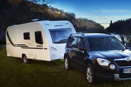 New Bailey Orion Caravans